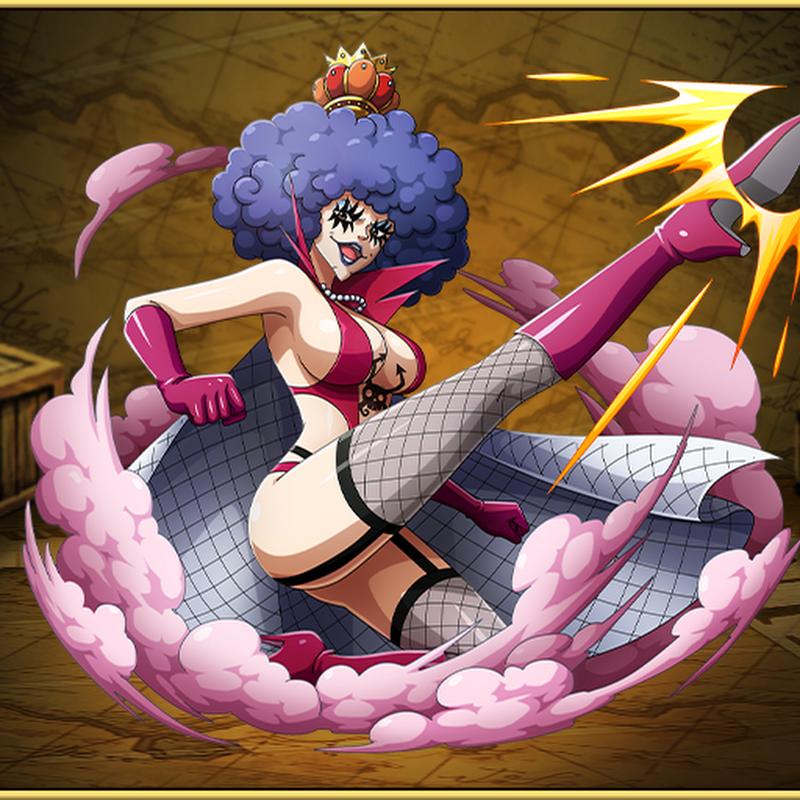 [秘寶尋航] 誘惑!卡馬帕卡王國女王!新人類 -  雙技羅