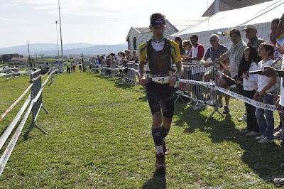 Courir pour des pommes 2011 - arrivée