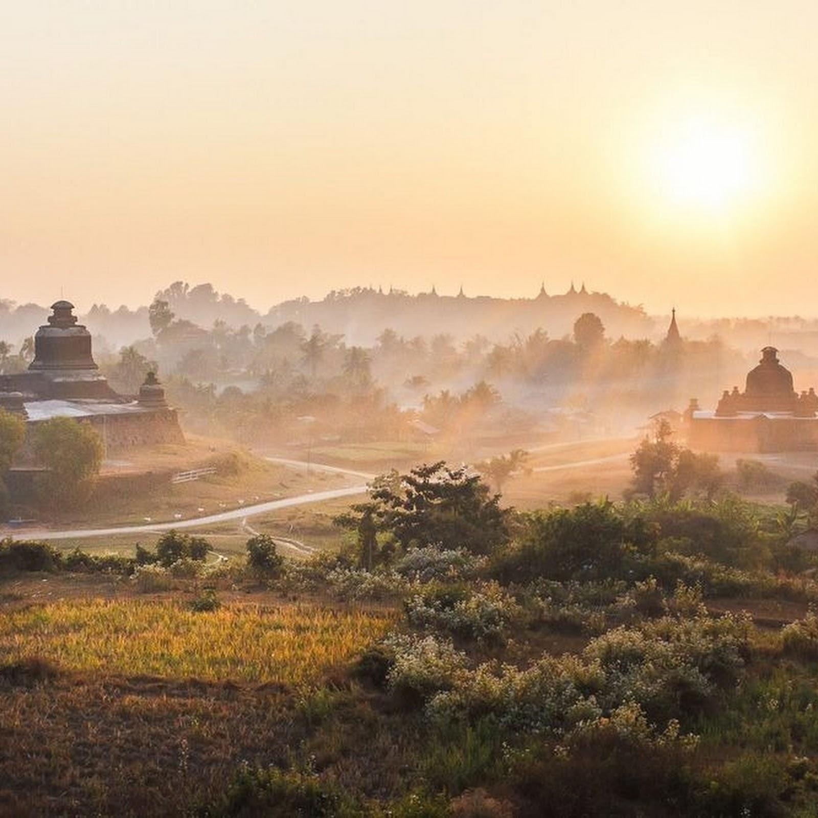 The Forgotten Ruins of Mrauk U