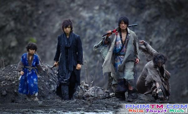 Xem Phim Cuộc Chiến Ninja Của Torakage - Ninja Torakage - phimtm.com - Ảnh 2