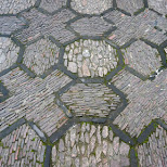 coolest cobblestone streets in Shanghai, Shanghai, China