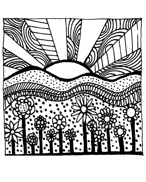 Cool Coloring Pages To Print With Latest For Adults Printable