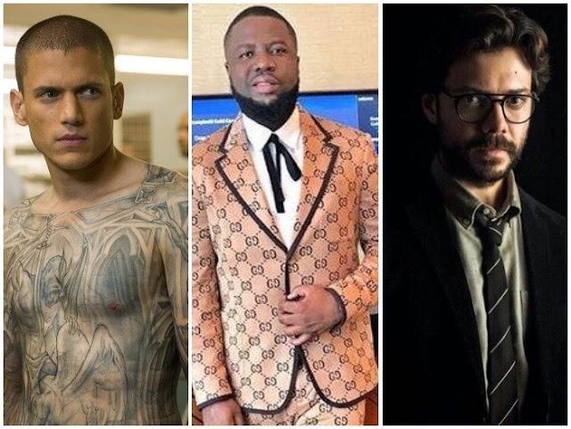 Micheal Scofield vs Professor – Who Would You Pick To Help Hushpuppi Escape From FBI, Interpol Custody?