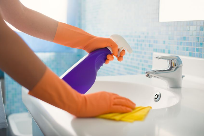 A Secret to having a clean bathroom - It will shock you.
