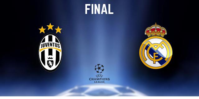 WATCH LIVE STREAM HD: - Juventus Vs Real Madrid  (Uefa Champions League Final 2017)