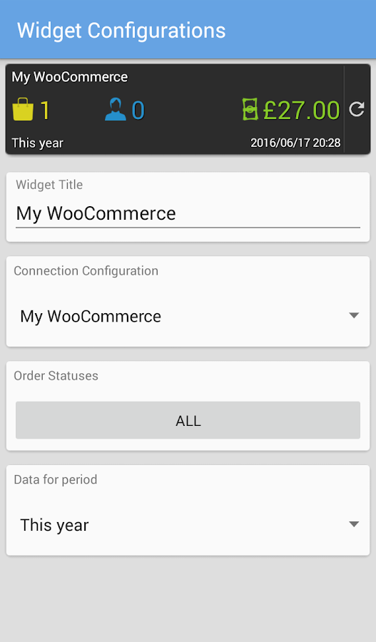 WooCommerce Mobile Assistant- screenshot