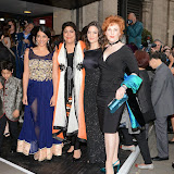 OIC - ENTSIMAGES.COM - Gurider Chadha and Bend it like Beckham cast at the The 5th Annual Asian Awards 2015 in London 17th April 2015 Photo Mobis Photos/OIC 0203 174 1069