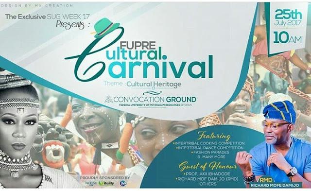 Fupre cultural carnival