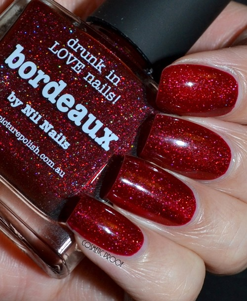 Picture Polish Bordeaux by Nil Nails Swatch Review (1)