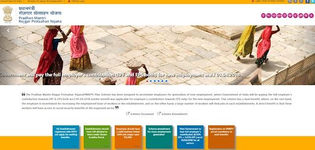 रोजगार प्रोत्साहन कार्यक्रम
