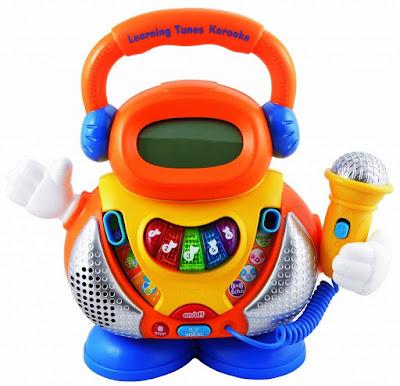 Hình ảnh Đồ chơi Dàn karaoke Vtech Learning Tunes Karaoke