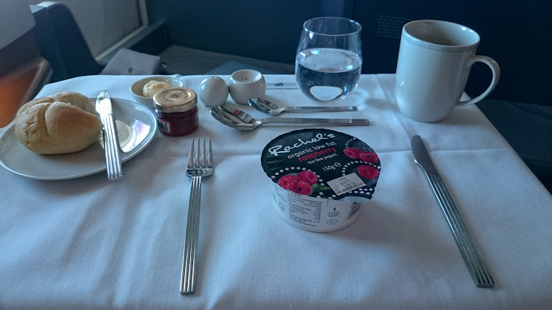 LHR SIN 78 - REVIEW - Singapore Airlines : Business Class - London to Singapore (B77WN)