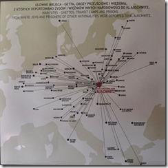 4 Auschwitz sites d'ou provenainet les déportés -2