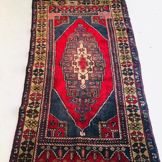 Turkish Wool Area Rug