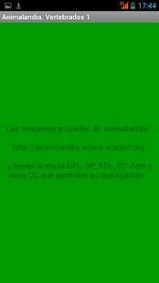 Animalandia Vertebrados 1- screenshot thumbnail