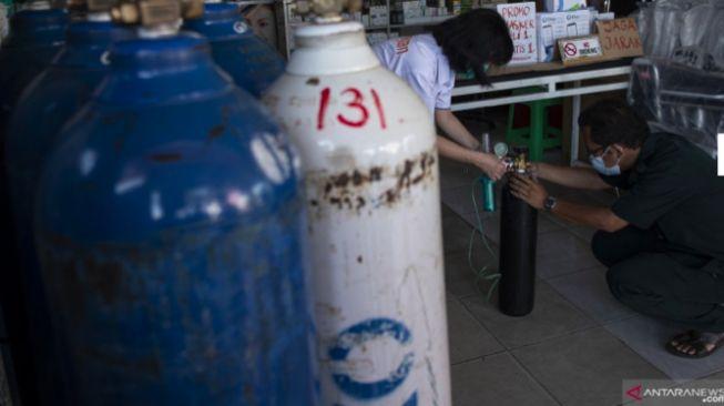 Innalillahi, 7 Pasien COVID-19 di Bandung Meninggal Dunia karena Kekurangan Oksigen