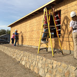 Habitat Fall Fellowship Build 2015