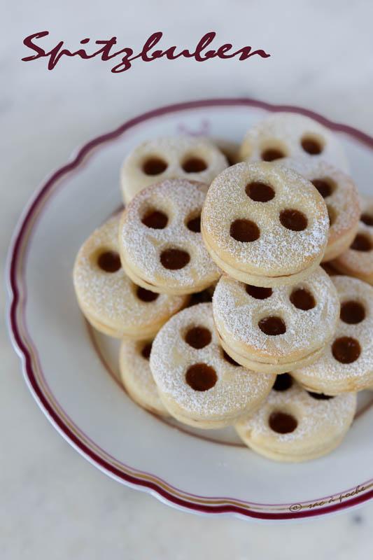 Biscotti Di Natale Tirolesi.Sac A Poche Spitzbuben O Biscotti Tirolesi