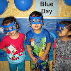 Blue Day (Playgroup) 29-08-2016