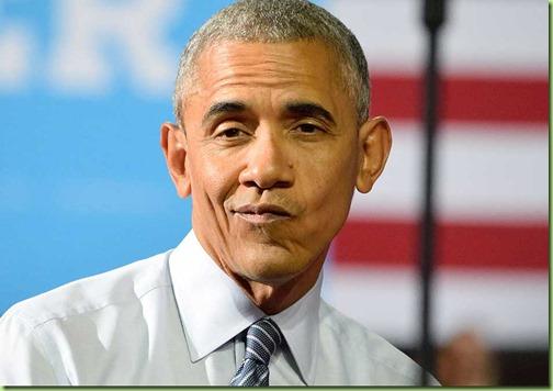obama smirk smug face