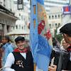 Bruegelfeesten in de Marollen, Brussel, zo 11/09/2011