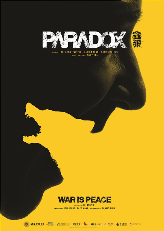 Paradox China / Hong Kong Movie