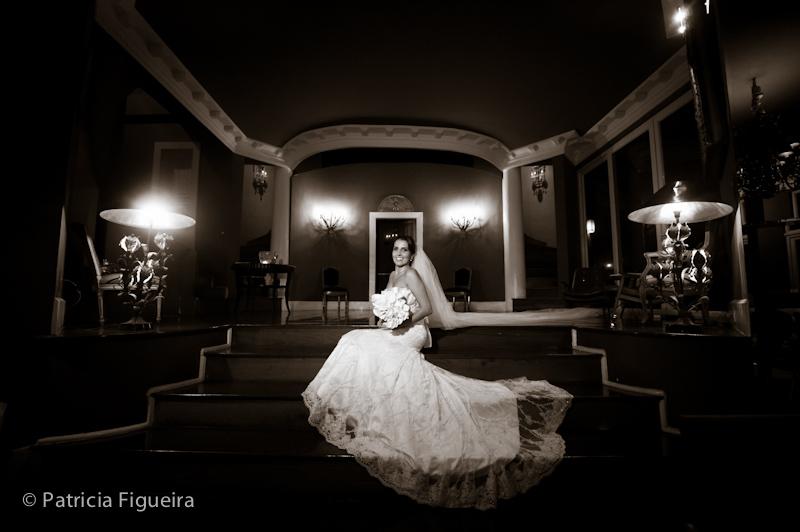 Foto de casamento 0284pb de Mônica e Diogo. Marcações: 20/08/2011, Casamento Monica e Diogo, Hotel, Hotel La Suite, Rio de Janeiro.