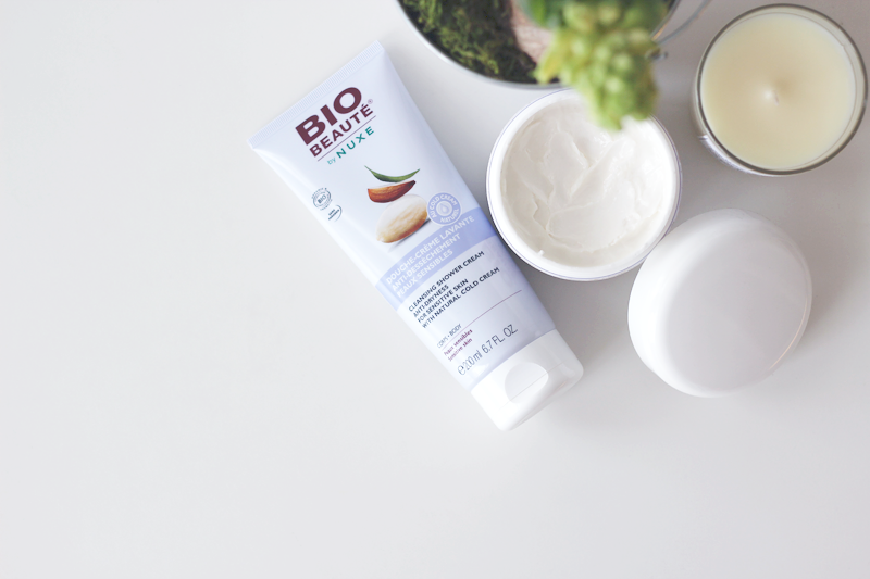 Douchen met Bio Beauté by Nuxe