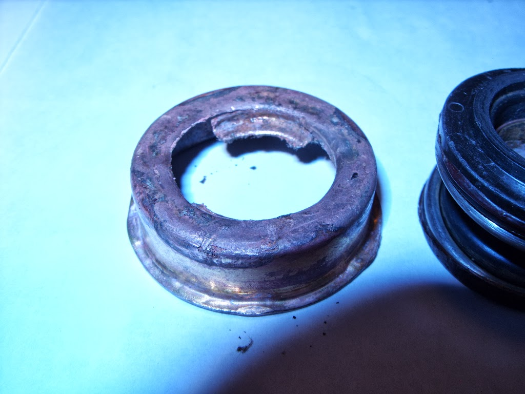 Onan raw water pump seal MCCK - SmokStak