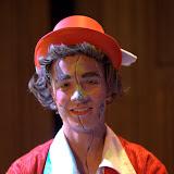 Andy als Pinokkio