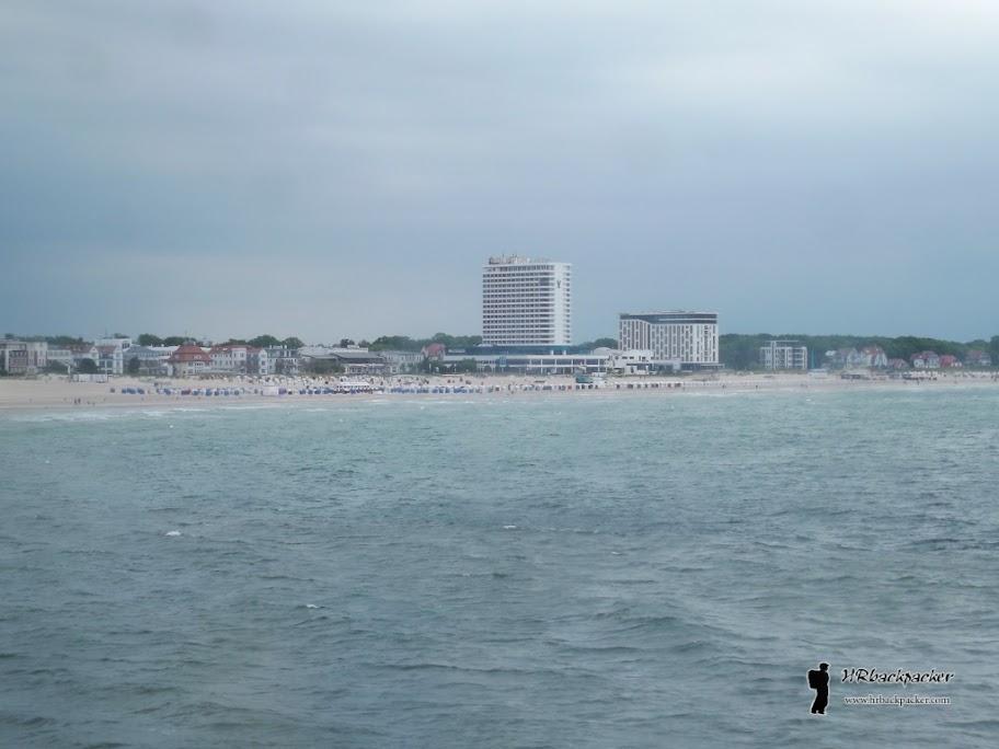 Pješčane plaže ispred Rostocka značile su kako se naše putovanje polako približava svojem kraju.