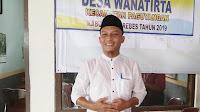 Berniat Bawa Perubahan di Desanya, Wartawan Online Nyalon Kades