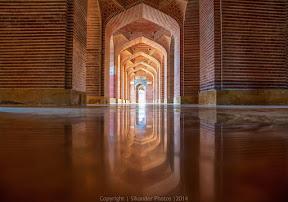 Shah Jahani Mosque (1644)