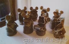 झुमक दास की कलाकृति