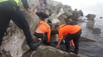 Sekeluarga Tenggelam di Palabuhanratu, Satu Korban Belum Ditemukan