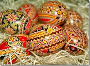 Ovos de páscoa 1