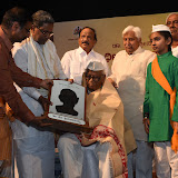Presentation of Gandhi Seva Award Karnataka-2015