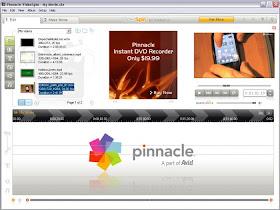 PINNACLE GRATUIT XP VIDEOSPIN TÉLÉCHARGER WINDOWS
