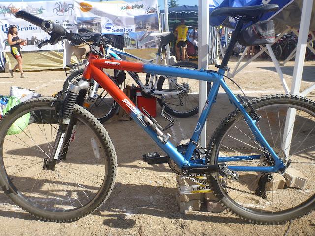 Estreno de bici 24Doce