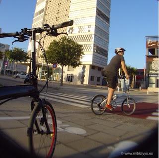 Carril Bici Gran Via Asima