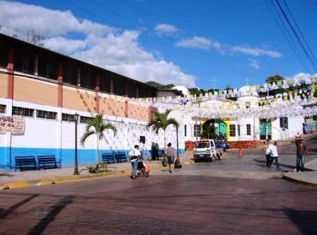 Barrio El Calvario, Chalatenango