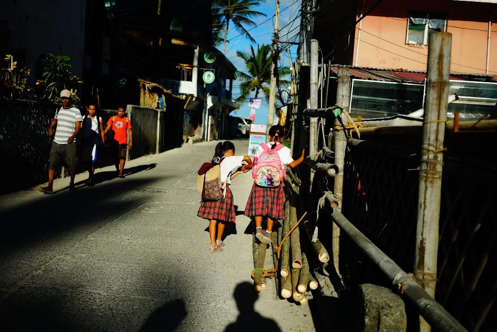 Boracay backstreets