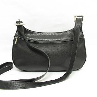 Longchamp Black Crossbody