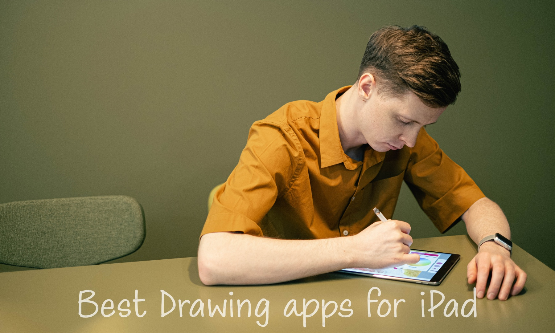 Best Drawing Apps for iPad and iPhone
