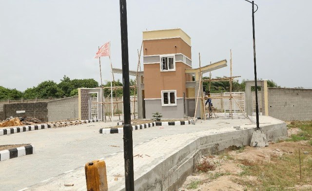 ARIUM ESTATE, ABIJO GRA, AJAH, LAGOS (LAND FOR SALE)