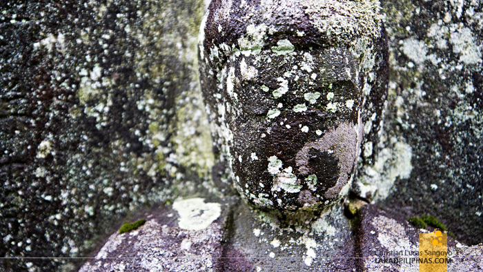 Faded Buddha at Shōgen-ji Temple in Hakone, Japan
