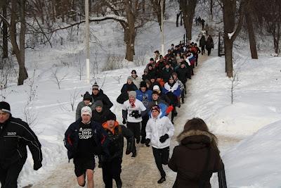 23-го февраля по всей России прошли акции здоровой молодёжи - Наро-Фоминск