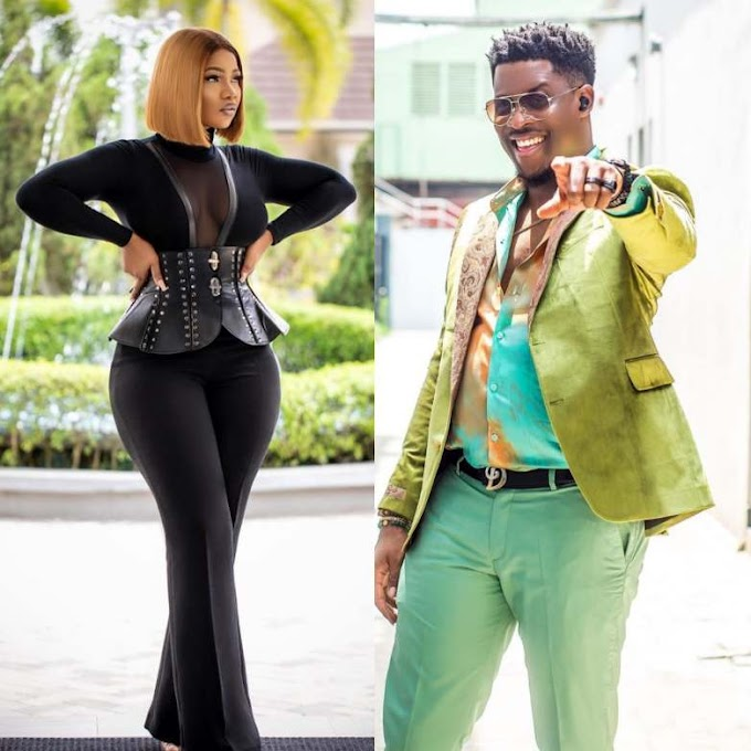 Why Seyi is unapologetic about slut-shaming Tacha