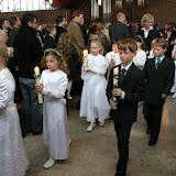 Erstkommunion in Melle 11.04.2010