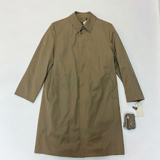 Barneys New York NEW Trench Coat